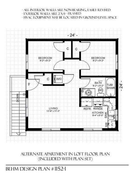 2 Story Apartment Plans by 1000 Images About Garage Plans By Behm Design Pdf Plans