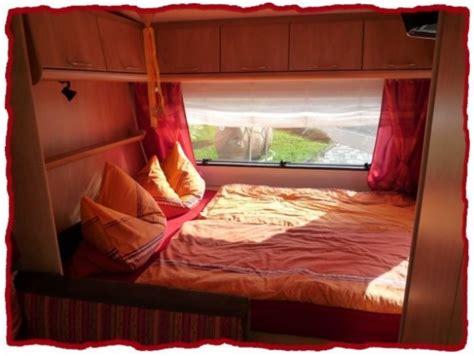tipps für den mann im bett wohnmobil wohnwagen nachher unser wohnwagen