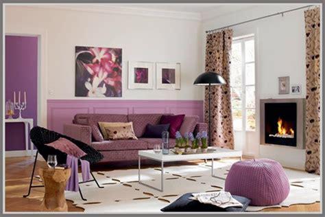 desain interior ruang tamu nuansa ungu 12 desain segar ruang tamu minimalis nuansa ungu