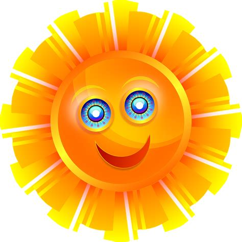 sinar matahari bersinar gambar vektor gratis  pixabay