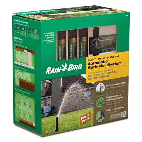 Faucet Repair Kits Rain Bird 32eti Easy To Install Automatic Sprinkler System