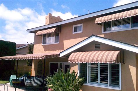 above all awnings you ve got it made in the shade