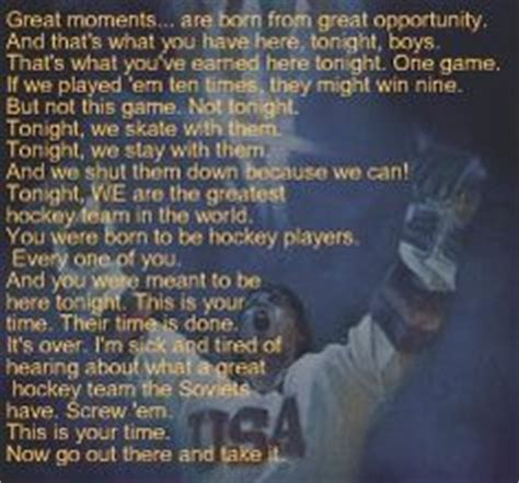 The Miracle Speech 1000 Images About Miracle On On Hockey Teams Jim O Rourke And Winter Olympics