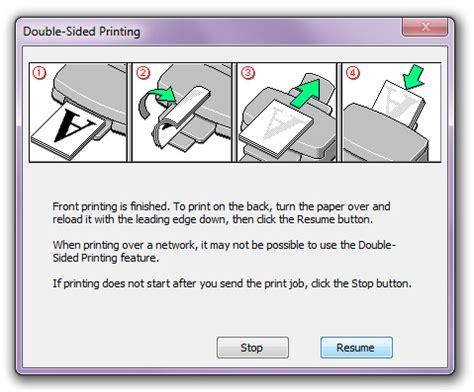 how to print a two sided document using microsoft word or epson artisan 50 inkjet printer in depth printing review
