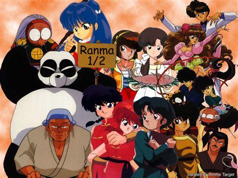 I Anime One by Ranma 1 2