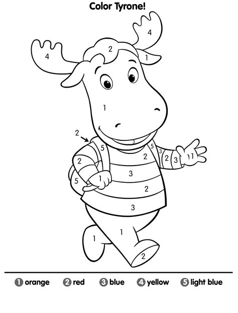 nick jr backyardigans coloring pages free coloring pages of backyardigans nick jr