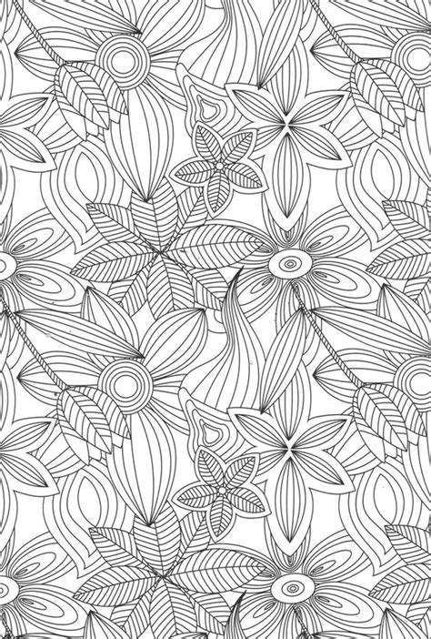 anti stress coloring pages pdf раскраски антистресс в хорошем качестве