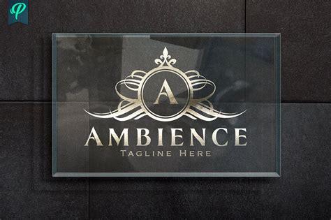 ambience luxury logo design logo templates creative