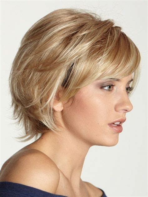 short trendy hairstyles the haircut web ta monofilament wig by dream usa