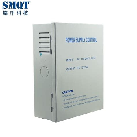 Sale Power Supply Dc 12v 5a Metal access dc 12v type switching power supply built in