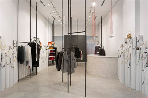 design clothes outlet jewellery store design by hezi levy 187 retail design blog