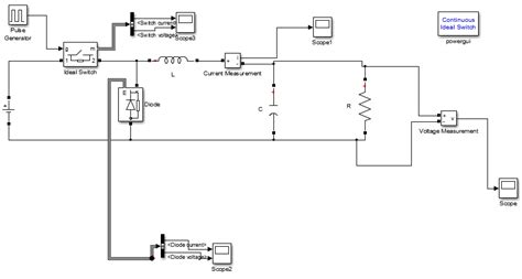 variable resistor simpowersystems the buck converter 28 images buck converter design a buck converter in matlab 12cad buck