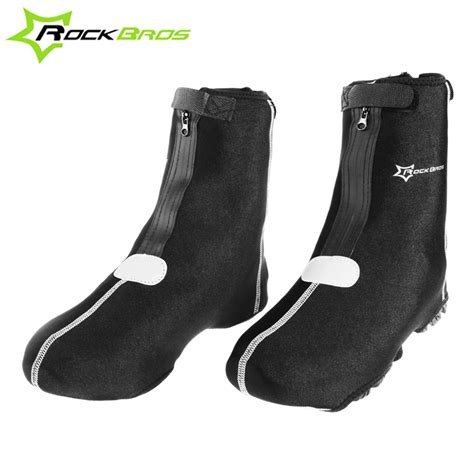bike shoe covers for winter rockbros cycling shoes cover waterproof winter