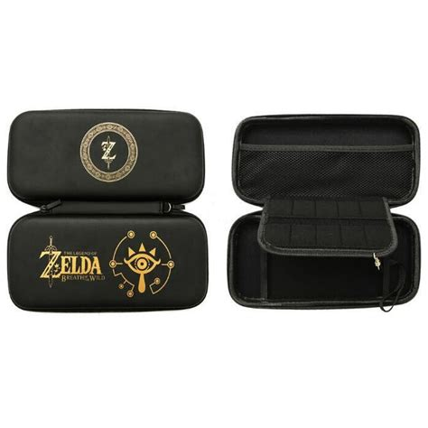 legend of protective carry for nintendo switch black jakartanotebook