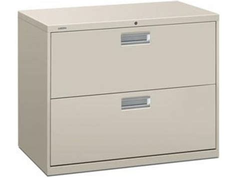 Hon 2 Drawer Lateral File Cabinet 600 Series 2 Drawer Lateral File Cabinet Hon 682 Metal File Cabinets