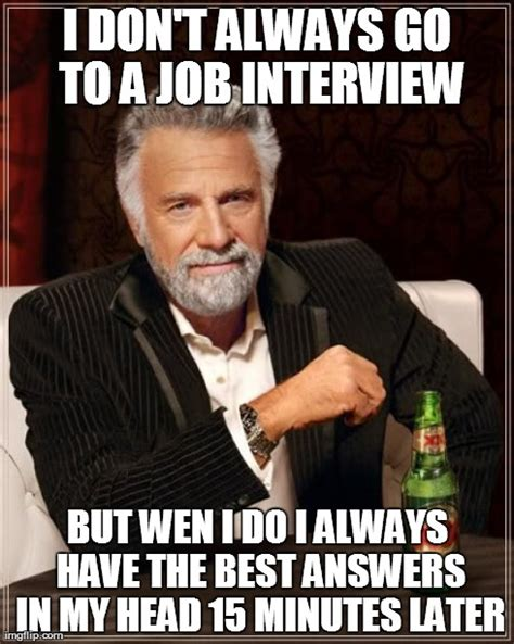 Interview Meme - interview preparation worksheet laura ebbinger linkedin