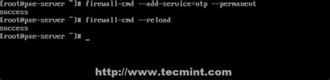 ntp port setting up quot ntp network time protocol server quot in rhel