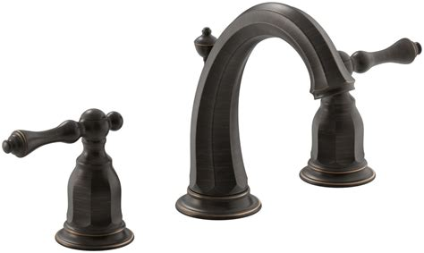faucet k 13491 4 2bz in rubbed bronze 2bz by