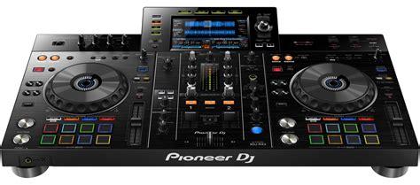 console per dj principianti pioneer xdj rx2 dj console 2 canali per recordbox luckymusic