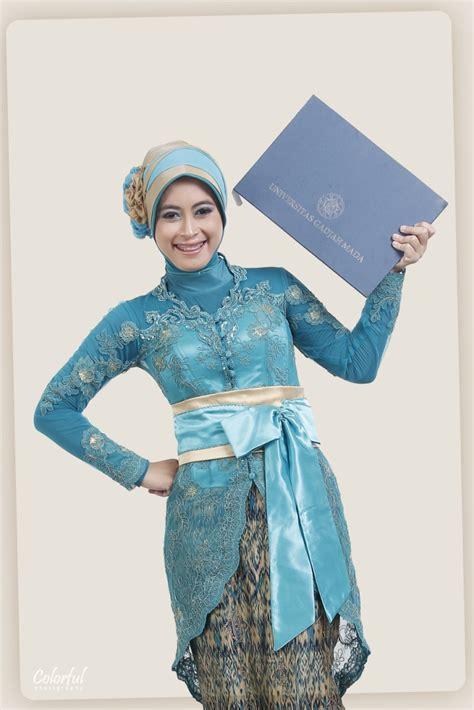 Baju Kebaya Muslim Untuk Wisuda Model Kebaya Muslim Untuk Wisuda Baju Pengantin Muslim