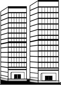 office building clipart black and white png clipartsgram com