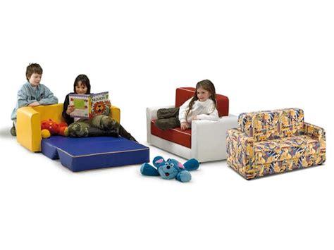 divani letto per bambini divano letto per bambini rivestito in similpelle o stoffa