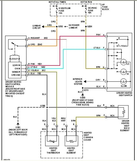 2006 pontiac grand prix cooling system diagram wiring