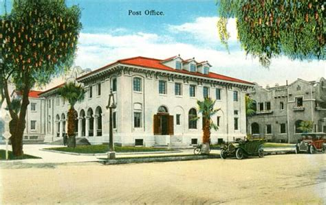 Rubidoux Post Office by Postcards From Riverside County Ca