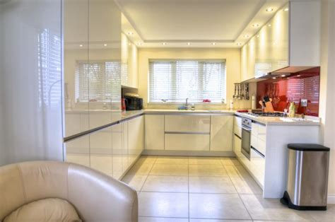 modern fitted kitchens modern handleless fitted kitchen bridge road ansdell