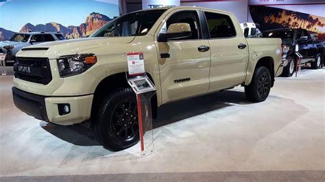 Toyota Tundra Price 2016 Toyota Tundra Trd Pro Exterior Walkaround Price Site