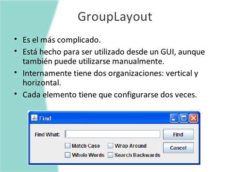 swing grouplayout swing1