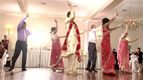 Indian Wedding Dance Melbourne 2012   YouTube