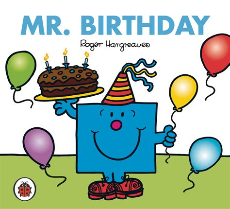Mr Birthday Mr And Miss mr and miss mr birthday penguin books australia