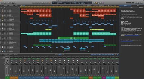 Logic Pro X Templates Uplifting Trance Logic Pro X Template