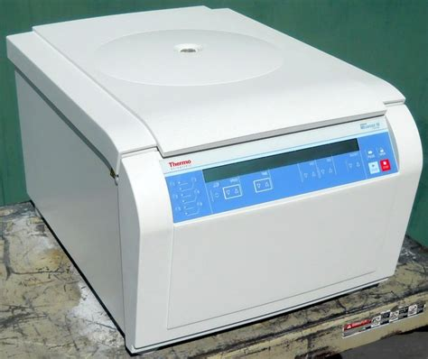 bench top centrifuge thermo heraeus megafuge 16 benchtop centrifuge