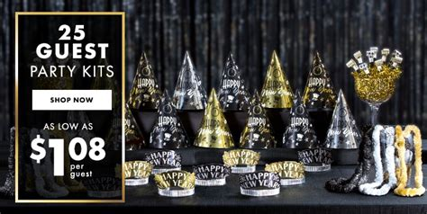 new years 2018 party favors 2018 new year s supplies decorations intended for years 10 musiquemakers