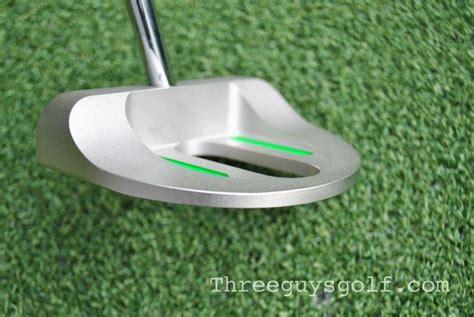 New Like New Stick Stik Golf Putter Odyssey Works Versa Marxman Fang bombtech grenade putter review three guys golf