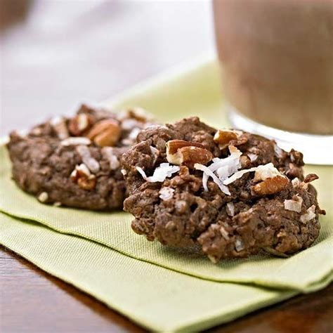 german chocolate cookies to make to do pinterest