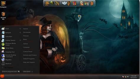 download 8 skin pack free latest version halloween skin pack free download v2 for windows 7 8