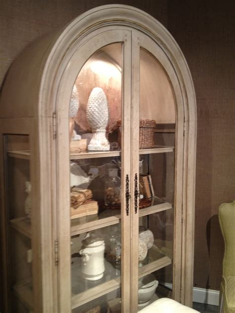 arch display cabinet   cabinet home glass shelves