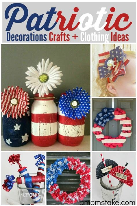 diy decorations crafts patriotic diy crafts decorations clothing a s take