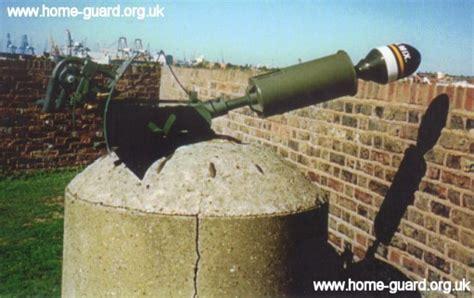 Japanese Home spigot mortar blacker bombard