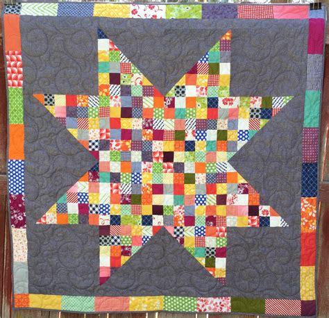Patchwork Quilt Kit - patchwork quilt kit