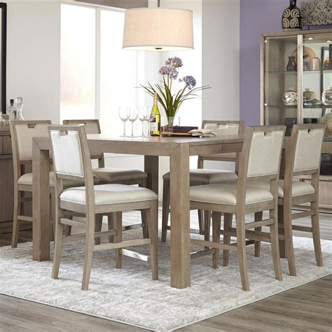 casual dining chairs melbourne klaussner international melbourne seven counter