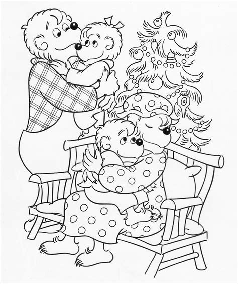 berenstain bear coloring page july 10 is national teddy bear picnic day enjoy this fun