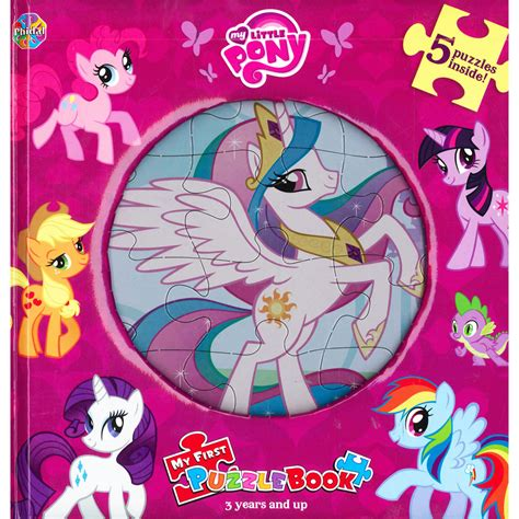 My Pony My Puzzle Book My Pony Puzzle Book By Anon Puzzle Books At