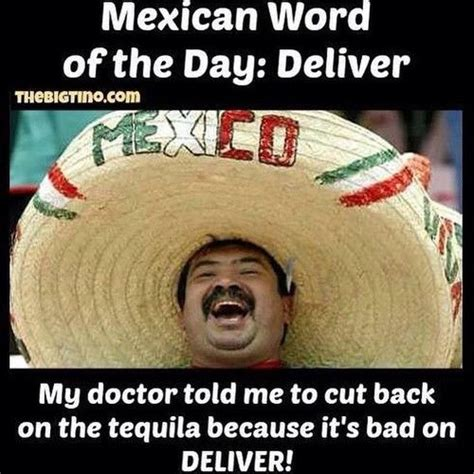 Mexican Happy Birthday Meme - mexican word of the day pictures photos and images for