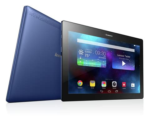 Lenovo Tablet Hd lenovo tab 2 a10 hd 10 inch 16gb tablet midnight blue