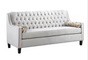 tufted back sofa aristocrat sofa with tufted back 171 living expressions