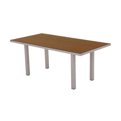 home depot dining table marco island 36 in white round commercial fiberglass